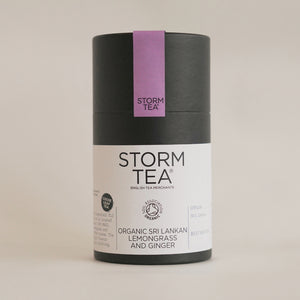 Storm Tea - Sri Lankan Lemongrass & Ginger