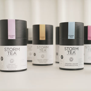 Storm Tea - Gunpowder Tea With Peppermint