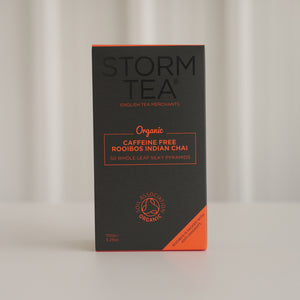 Storm Tea - Rooibos Indian Chai Caffeine Free