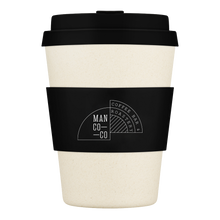 Load image into Gallery viewer, ManCoCo Ecoffee Cup - Black Nature