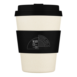 ManCoCo Ecoffee Cup - Black Nature