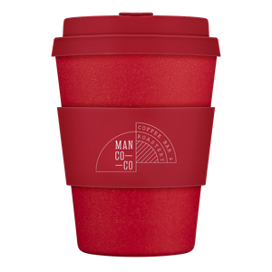 ManCoCo Ecoffee Cup - Red Dawn