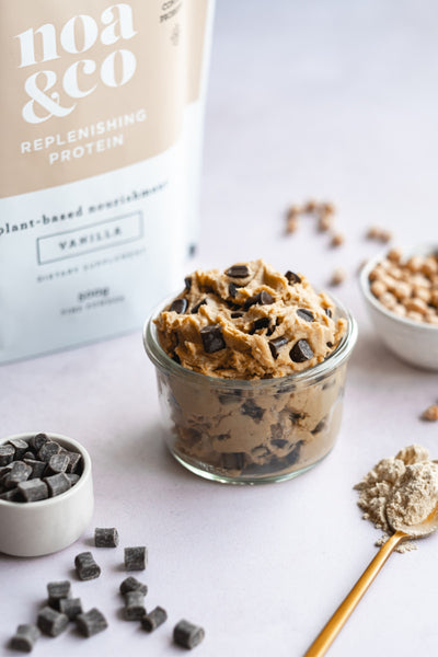 Noa & Co Protein Chickpea Cookie Dough