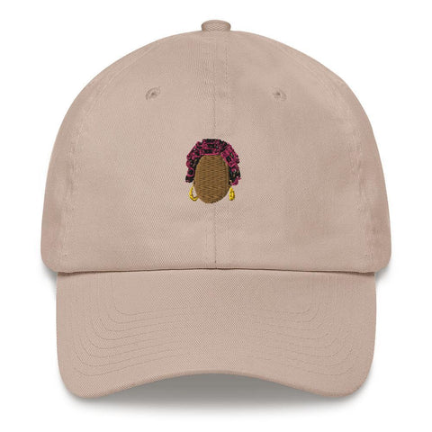 Yeaux Mama Stone 90s Auntie Dad Hat