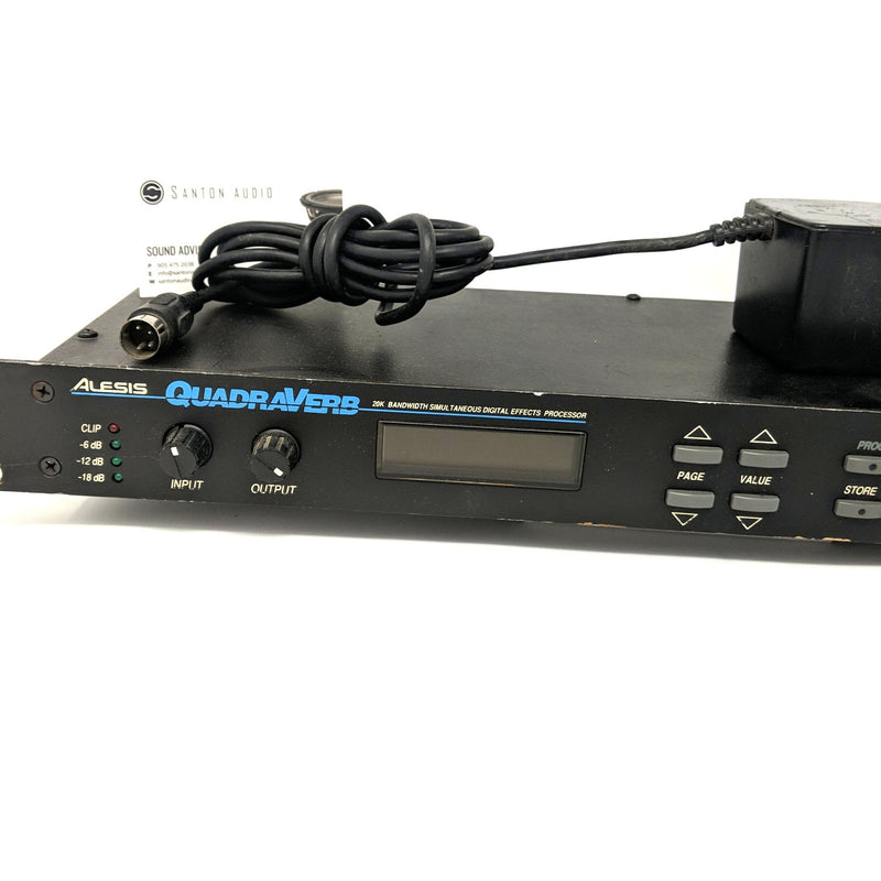 Alesis QuadraVerb Digital Multi Effects Unit