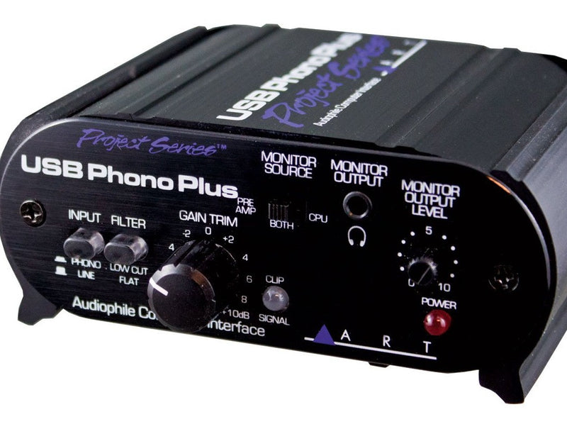ART Phono Plus Turn Table Preamp
