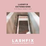 Lash Extension trays 0.15 C curl