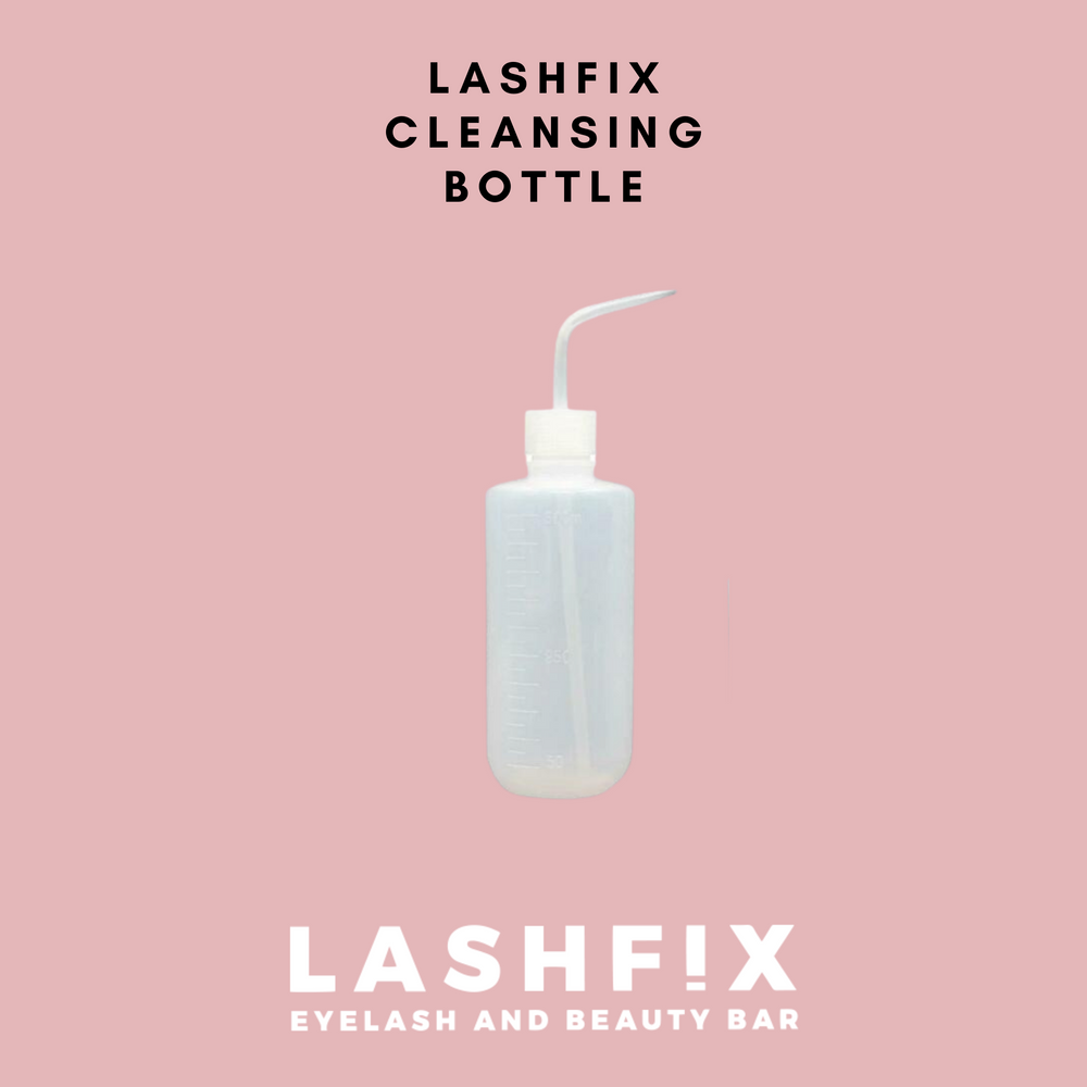 Lash Cleanser washer bottle