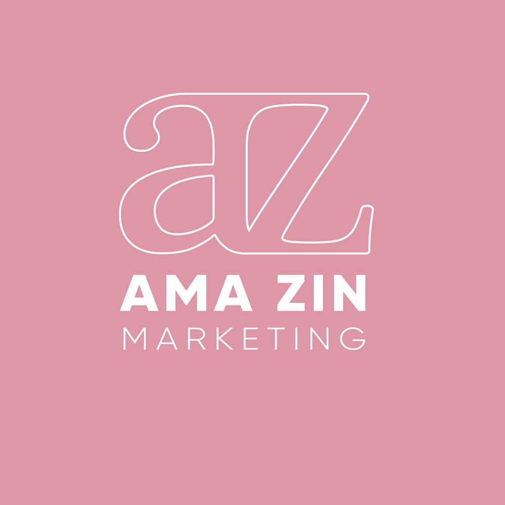 Ama Zin Marketing 1:1 Mentoring