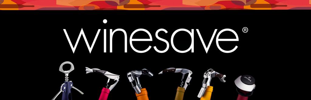AVINA banner with winesave logo