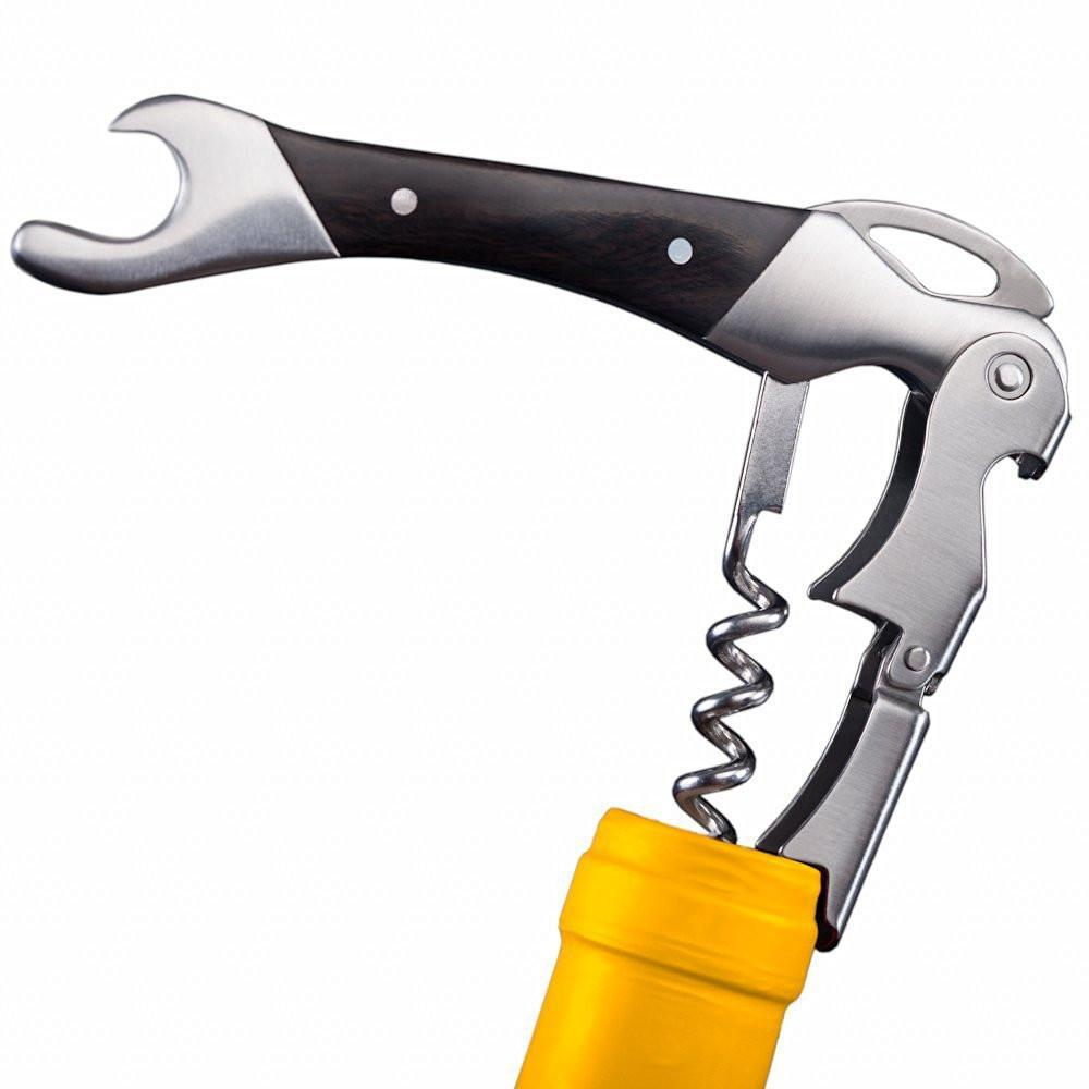 Rhino - Waiters Friend Corkscrew & Bottle Opener