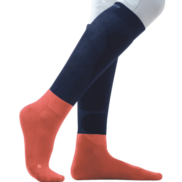 Chaussettes F&C Femme VICTORIA - Majesty Horse