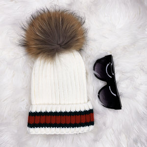 EXCLUSIVE PomPom Hat