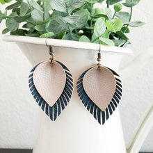 Load image into Gallery viewer, Boho Rustic Fringe Earrings