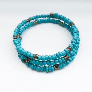 Stacked Bead Bracelet WHOLESALE