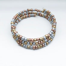 Load image into Gallery viewer, Stacked Bead Bracelet