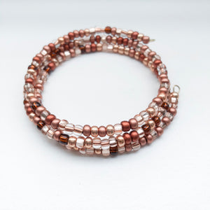 Stacked Bead Bracelet