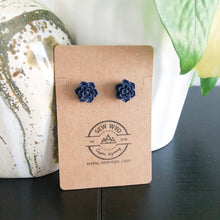 Load image into Gallery viewer, Succulent Stud Earrings WHOLESALE