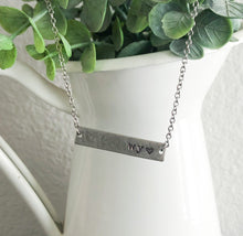 Load image into Gallery viewer, Wyoming Love Necklace WHOLESALE