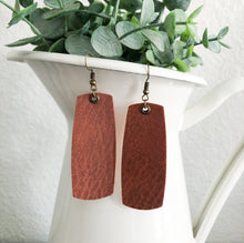 Load image into Gallery viewer, Rectangle Drop Earrings WHOLESALE