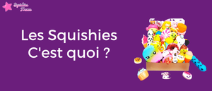 What are squishies ?