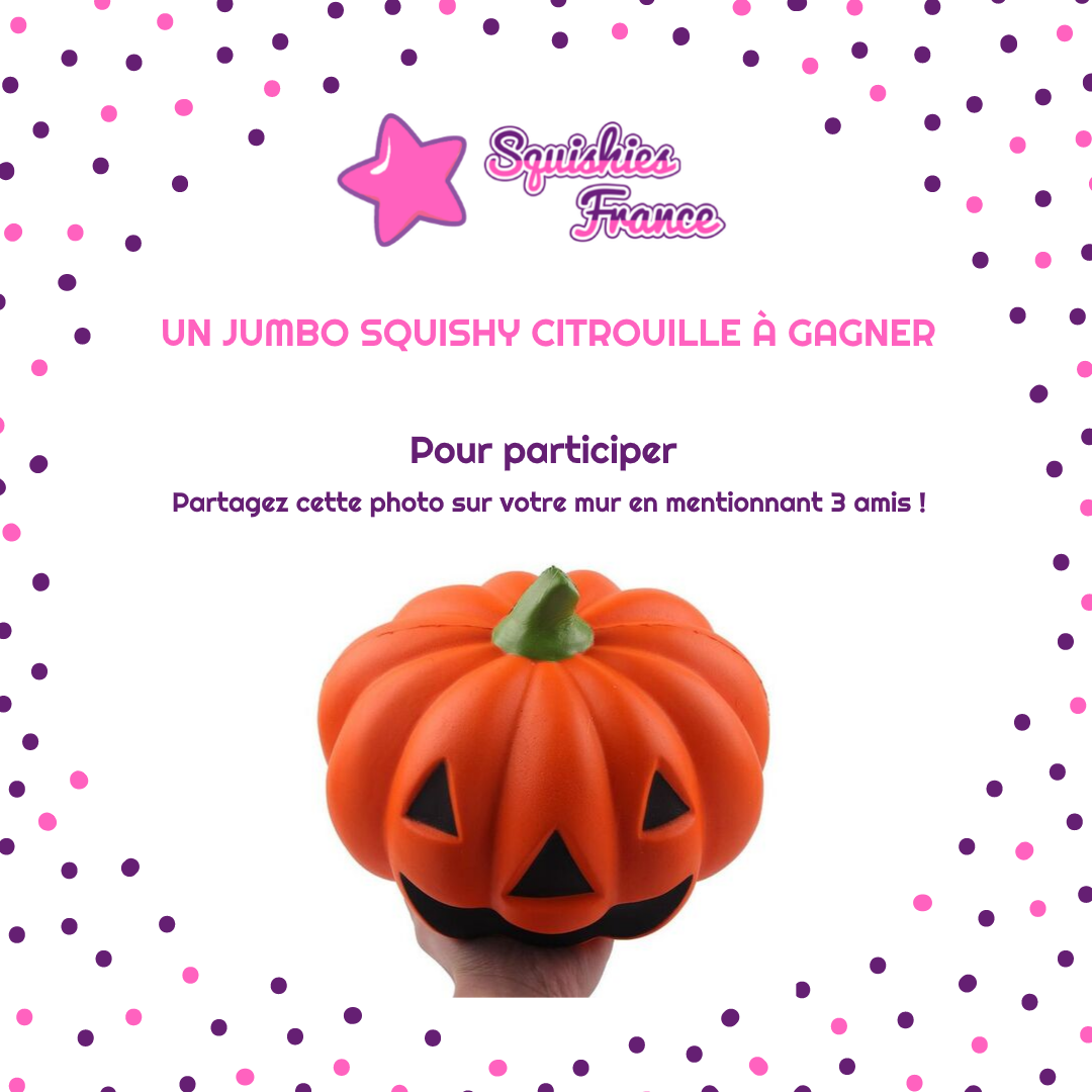 Halloween contest Squishies France