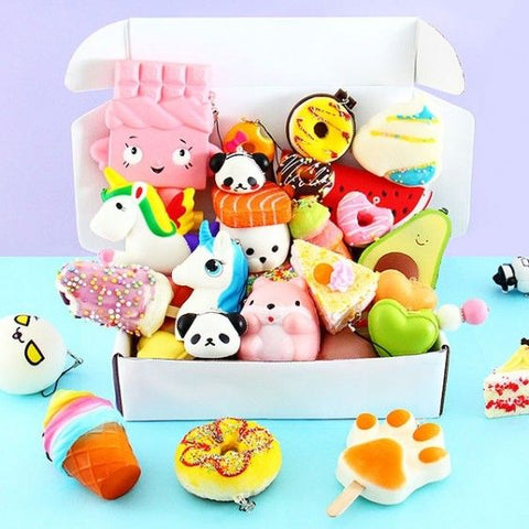 Squishy Box -  - Squishies France