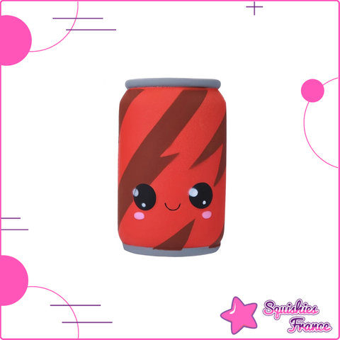Squishy Soda Kawaii - Kawaii, Nourriture - Squishies France
