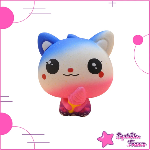 Squishy chaton kawaii france - Animaux - Squishies France