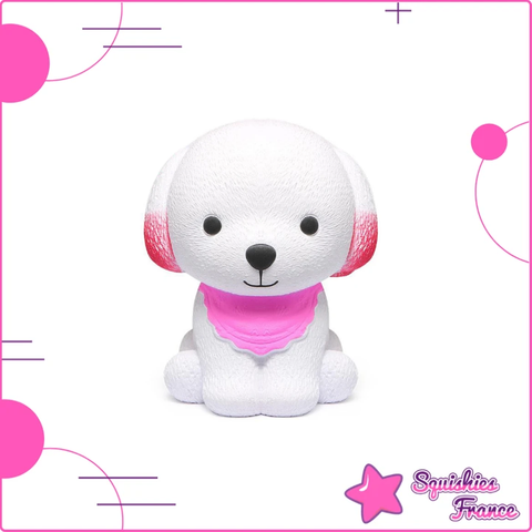 Squishy Chiot Rose -  - Squishies France