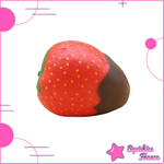 Squishy chocolate strawberry - Fruits, Food - Squishies France