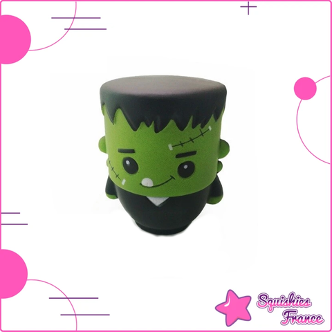 Squishy frankenstein kawaii - Halloween - Squishies France