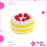 Squishy lemon cream cake - Food - Squishies France
