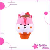Squishy hamster ice cream - Animals, Food - Squishies France