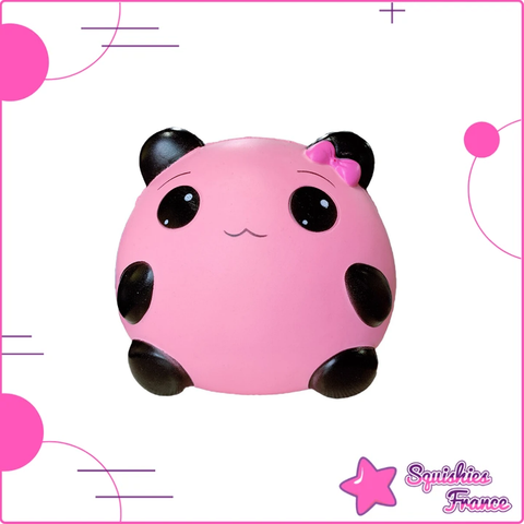 Squishy Panda Rose Kawaii