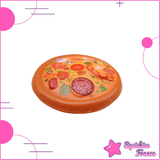 Squishy pizza arancione
