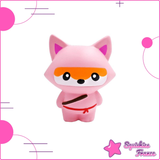 Squishy Renard Ninja Rose