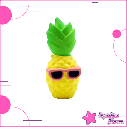 Squishy ananas - Nourriture - Squishies France