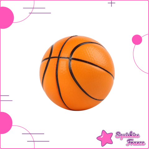 Squishy Ballon de Basket - Sport - Squishies France