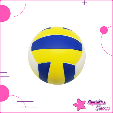 Squishy Ballon de Volley - Squishies France