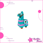 Squishy lama Fortnite bleu - Squishies France