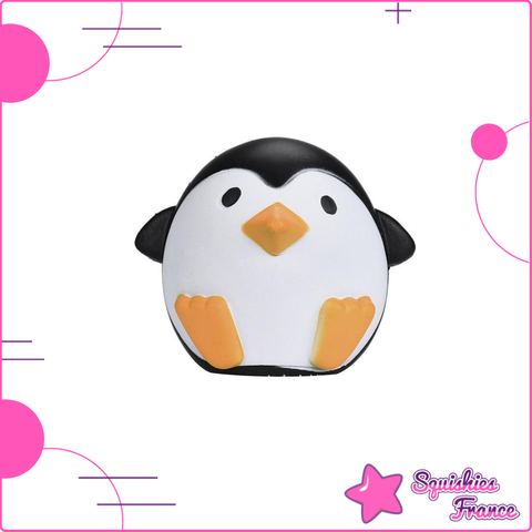 Squishy Pingouin - Animaux, Pas cher - Squishies France