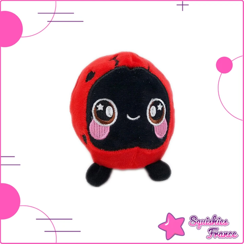Plushie coccinelle -  - Squishies France