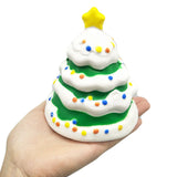 Squishy snowy tree - Christmas - Squishies France