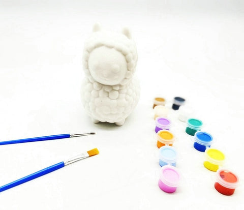 Kit Peinture Squishy Mouton - Squishy à peindre - Squishies France