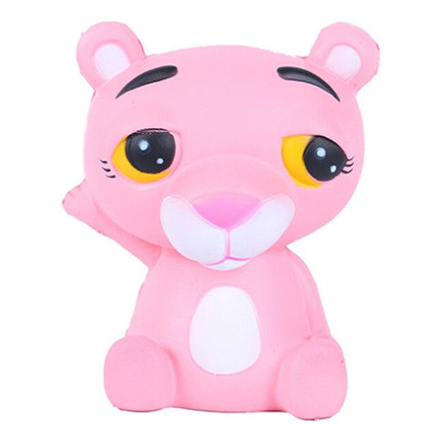 Squishy Panthère Rose - Animaux - Squishies France