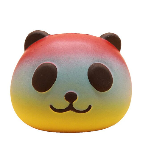 squishy panda arc-en-ciel - Animaux, Arc-en-ciel - Squishies France