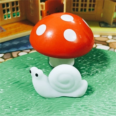 Mini Squishy escargot - Animaux - Squishies France