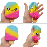 Squishy Glace Arc-en-ciel Kawaii - Squishies France