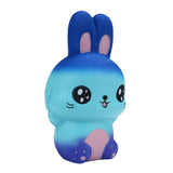 Squishy Lapin Galaxie - Squishies France